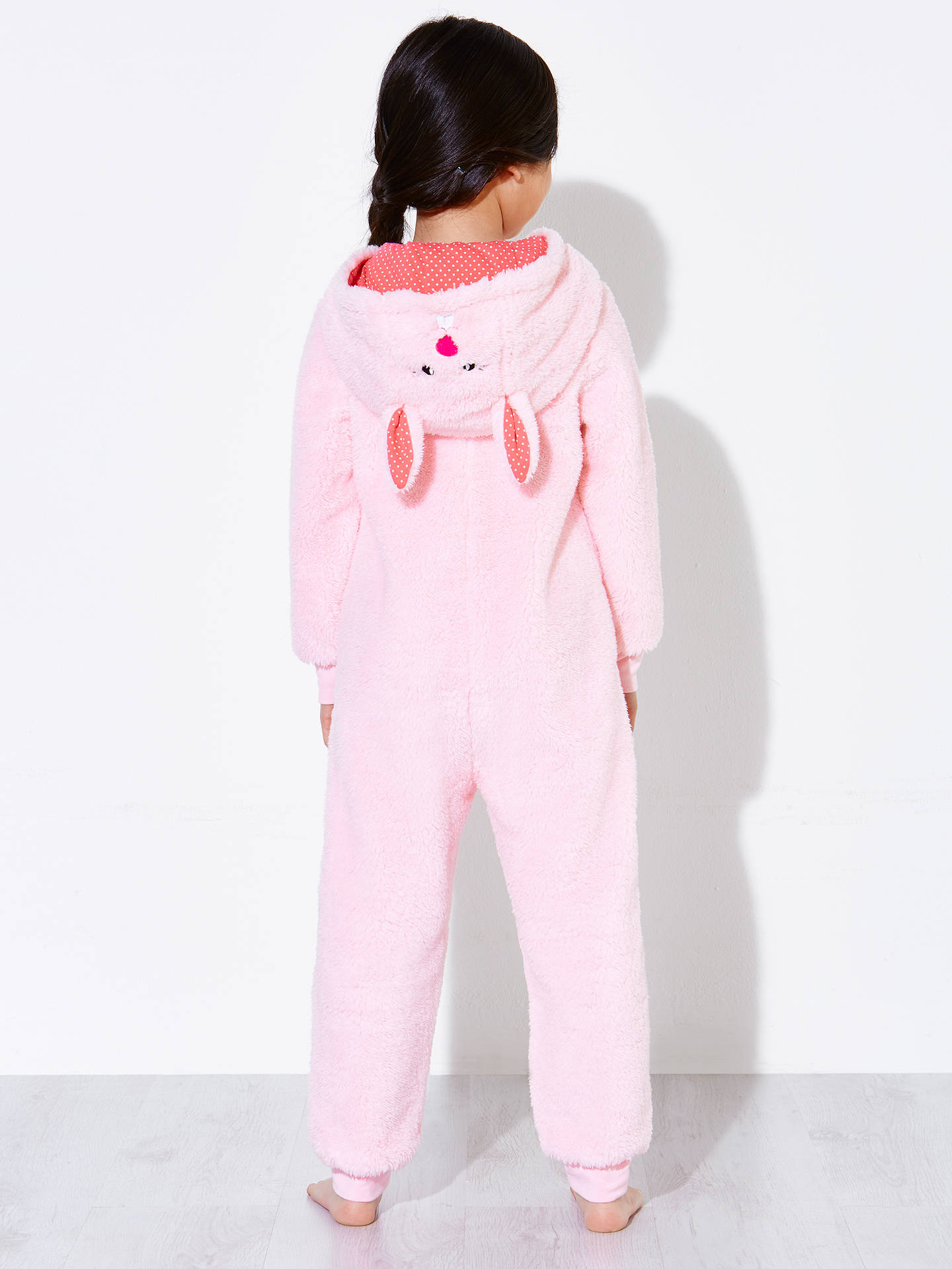 93480b9f8 John Lewis Children s Bunny Onesie