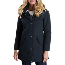 Buy Barbour Epler Waterproof Breathable Jacket, Black Online at johnlewis.com