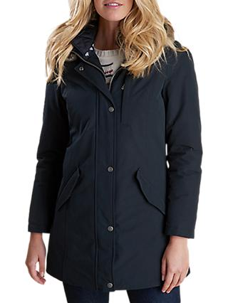 Barbour Epler Waterproof Breathable Hooded Jacket, Black