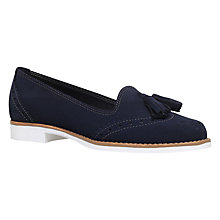 Buy KG by Kurt Geiger Koke Tassel Loafers Online at johnlewis.com