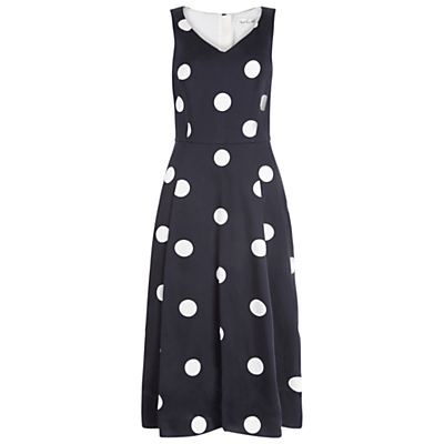 Product photo of Damsel in a dress sabrina dress black ivory