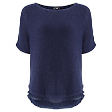 Buy Phase Eight Macey Metallic Knit Jumper Online at johnlewis.com