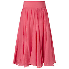 Buy Phase Eight Natalie Silk Blend Skirt Online at johnlewis.com