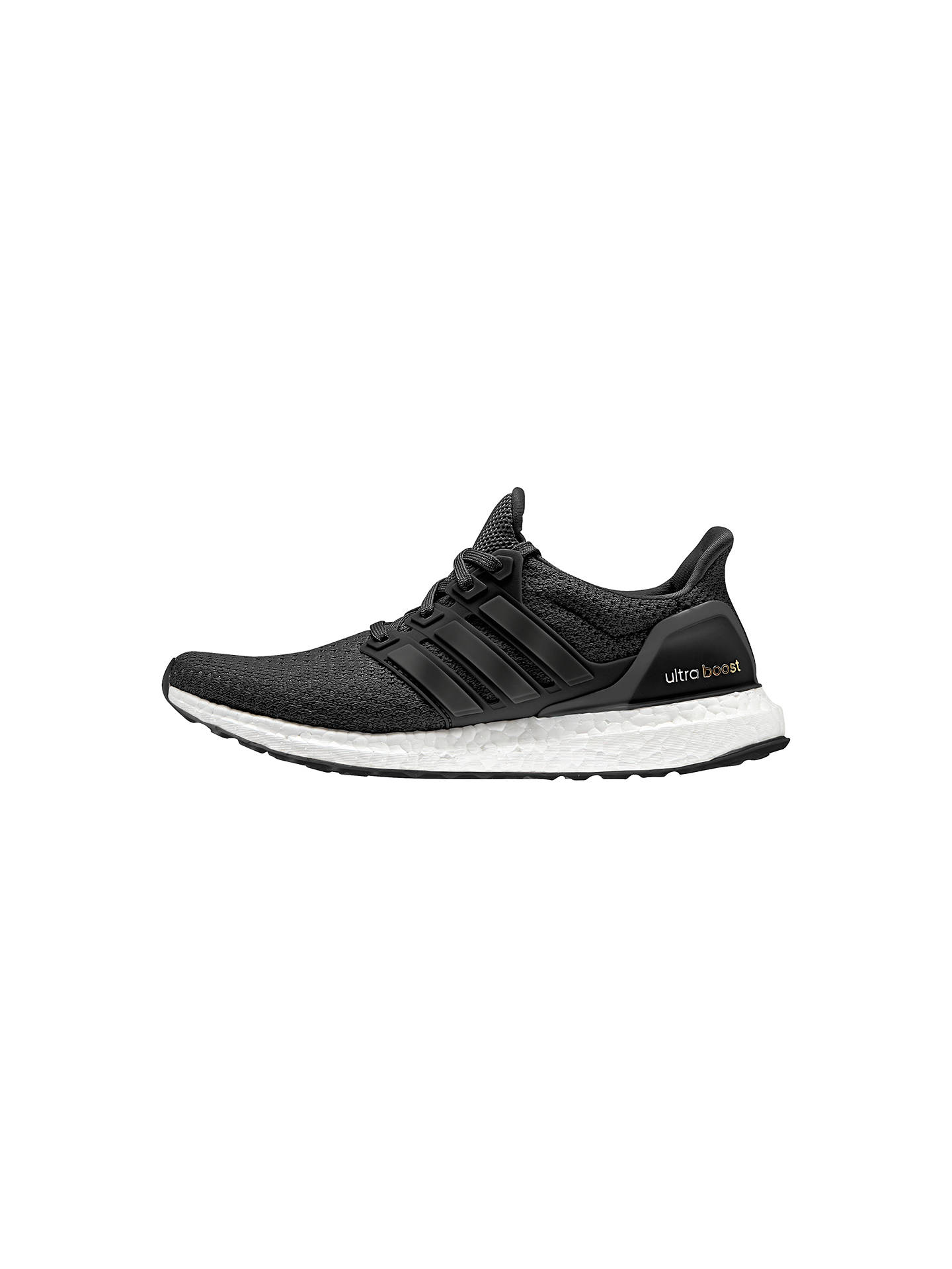 Buyadidas Ultra Boost Womens Running Shoes, Black, 4 Online at johnlewis.  ...