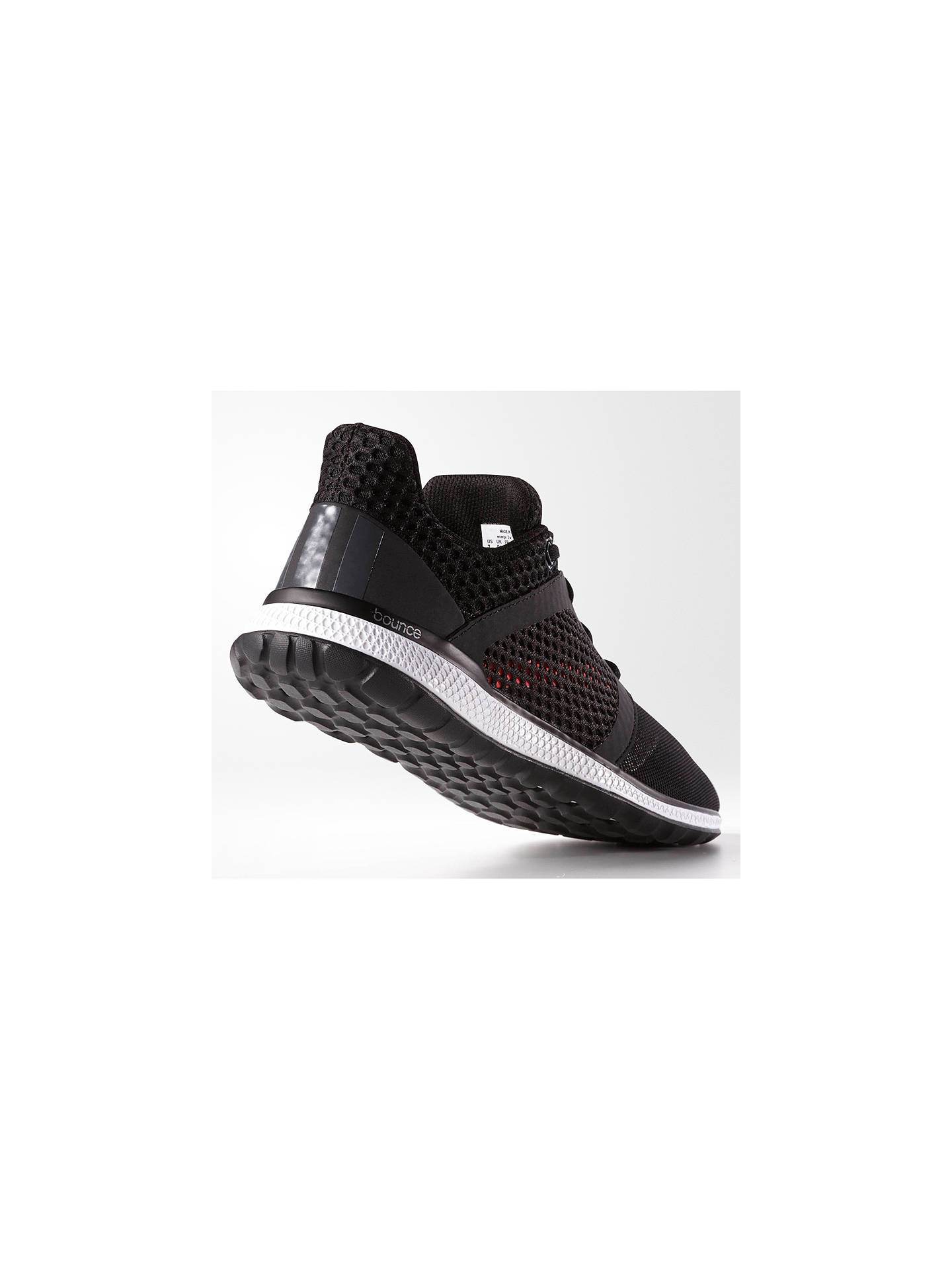 low priced 4676a dd53b ... BuyAdidas Energy Bounce 2.0 Womens Running Shoes, BlackGrey, 4 Online  at johnlewis ...