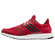 Buy Adidas Ultra Boost ST Men's Running Shoes Online at johnlewis.com