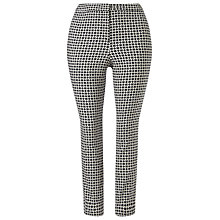 Buy Studio 8 Mila Trousers, Navy Online at johnlewis.com
