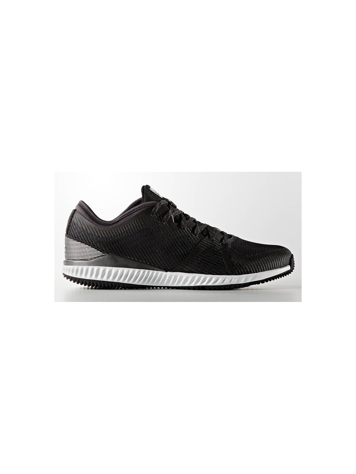 size 40 55b9d 1768d BuyAdidas Edge Bounce Womens Cross Trainers, BlackSilver, 4 Online at  johnlewis.