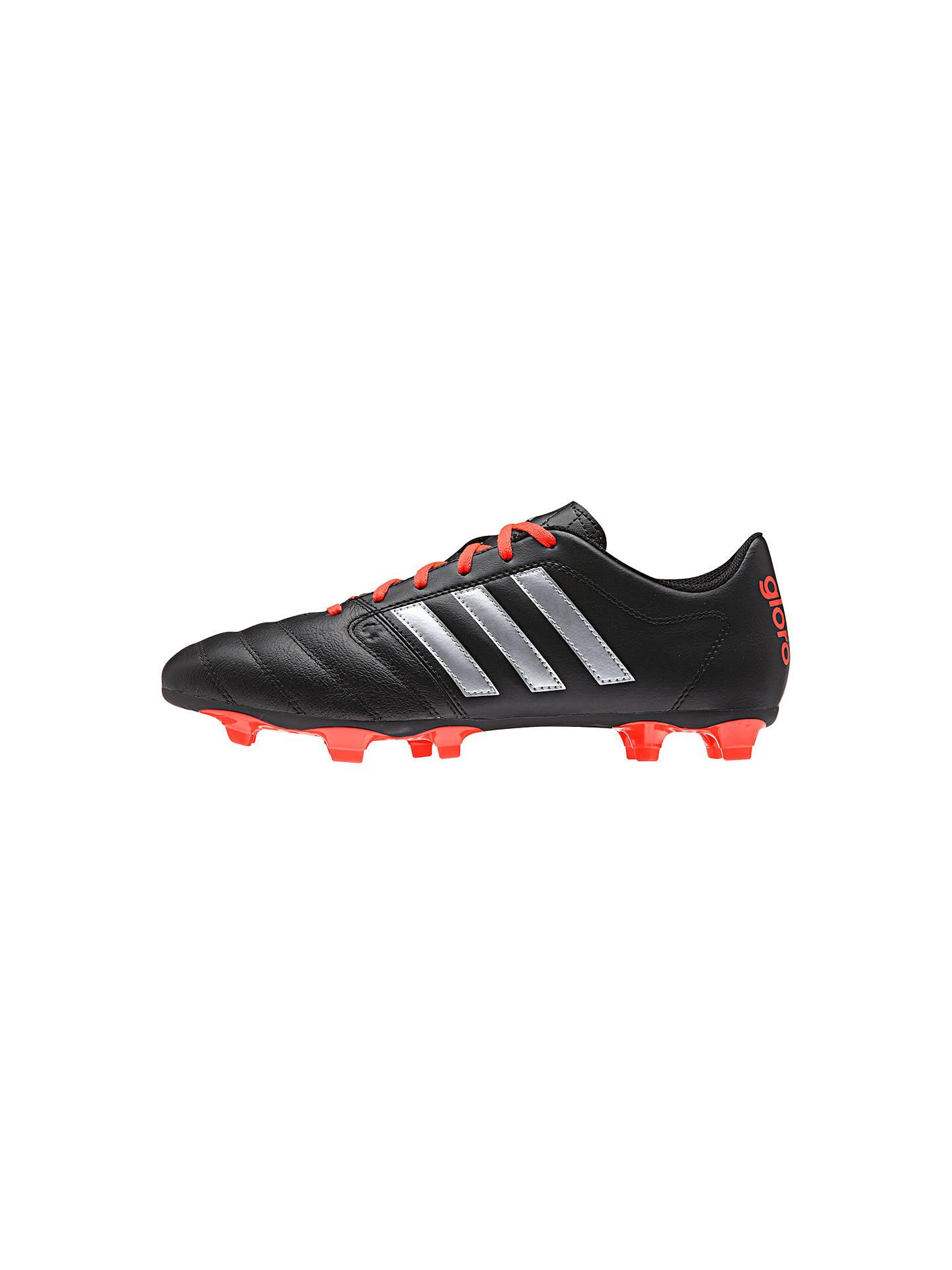 07ae94ac243f Buy Adidas Gloro 16.2 FG Men's Football Boots, Black/Multi, 7 Online at ...