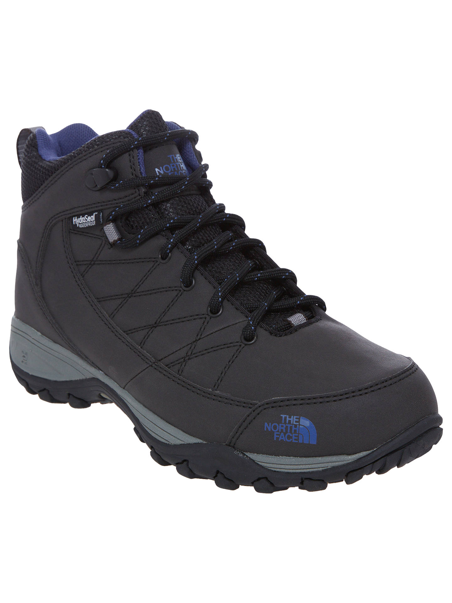 Buy The North Face Storm Strike WP Insulated Waterproof Women's Walking Boots, Black, 4 Online at johnlewis.com