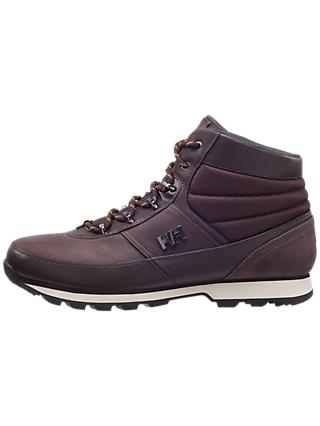 Helly Hansen Woodlands Waterproof Leather Men's Boots, Brown