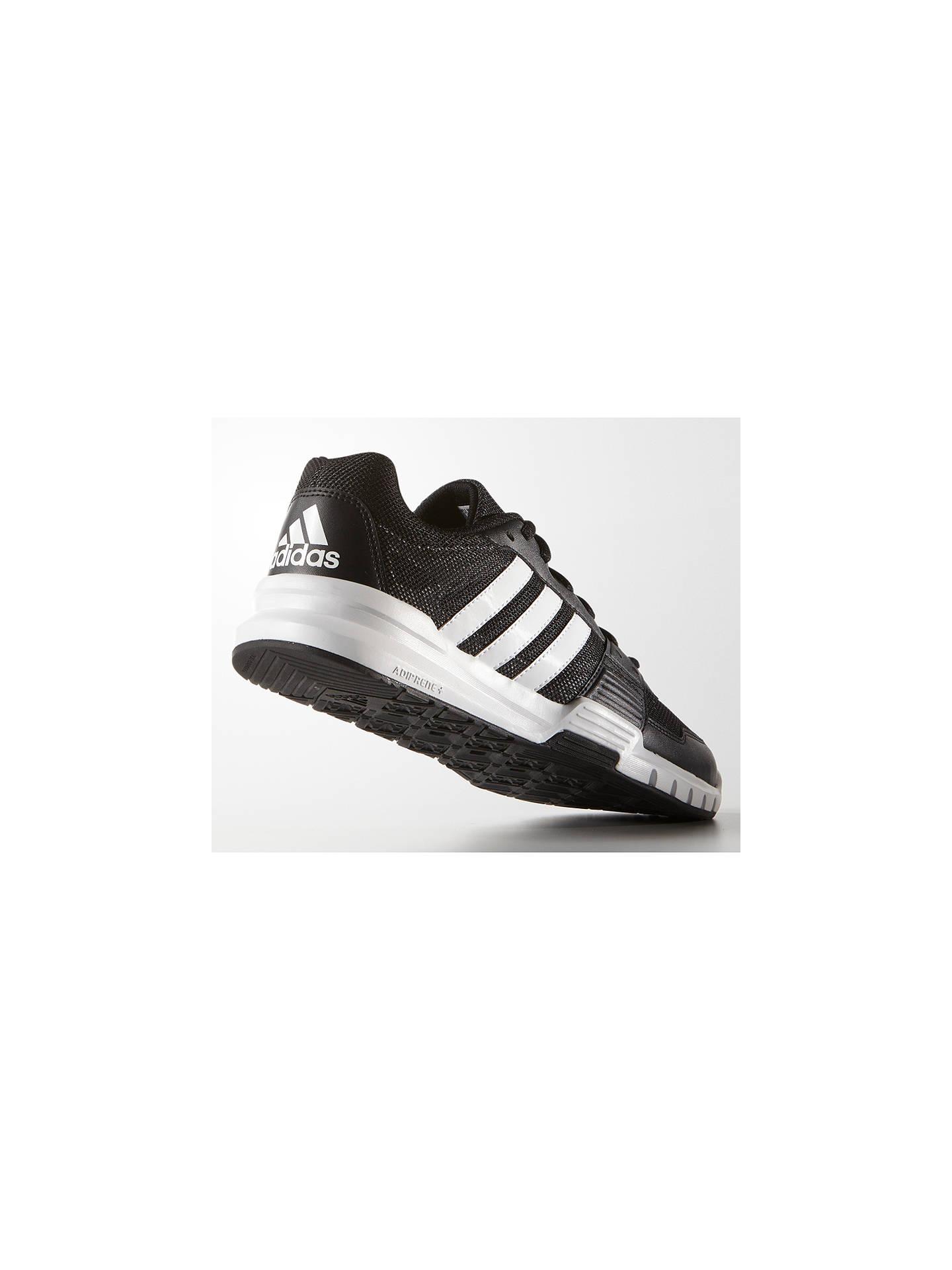 Adidas Essential Star 2.0 Men's Cross Trainers, BlackWhite