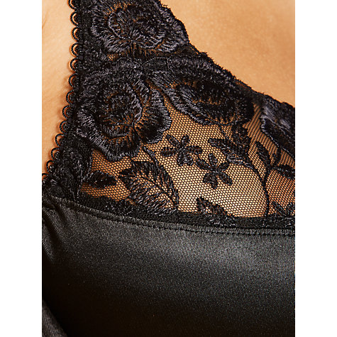 Buy John Lewis Evelyn Embroidered Full Cup Bra Online at johnlewis.com