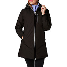 Buy Helly Hansen Long Belfast Waterproof Insulated Women's Jacket Online at johnlewis.com