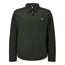 Buy Gant Windcheater Jacket, Green Online at johnlewis.com