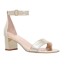 Buy Carvela Gospel Block Heeled Sandals Online at johnlewis.com
