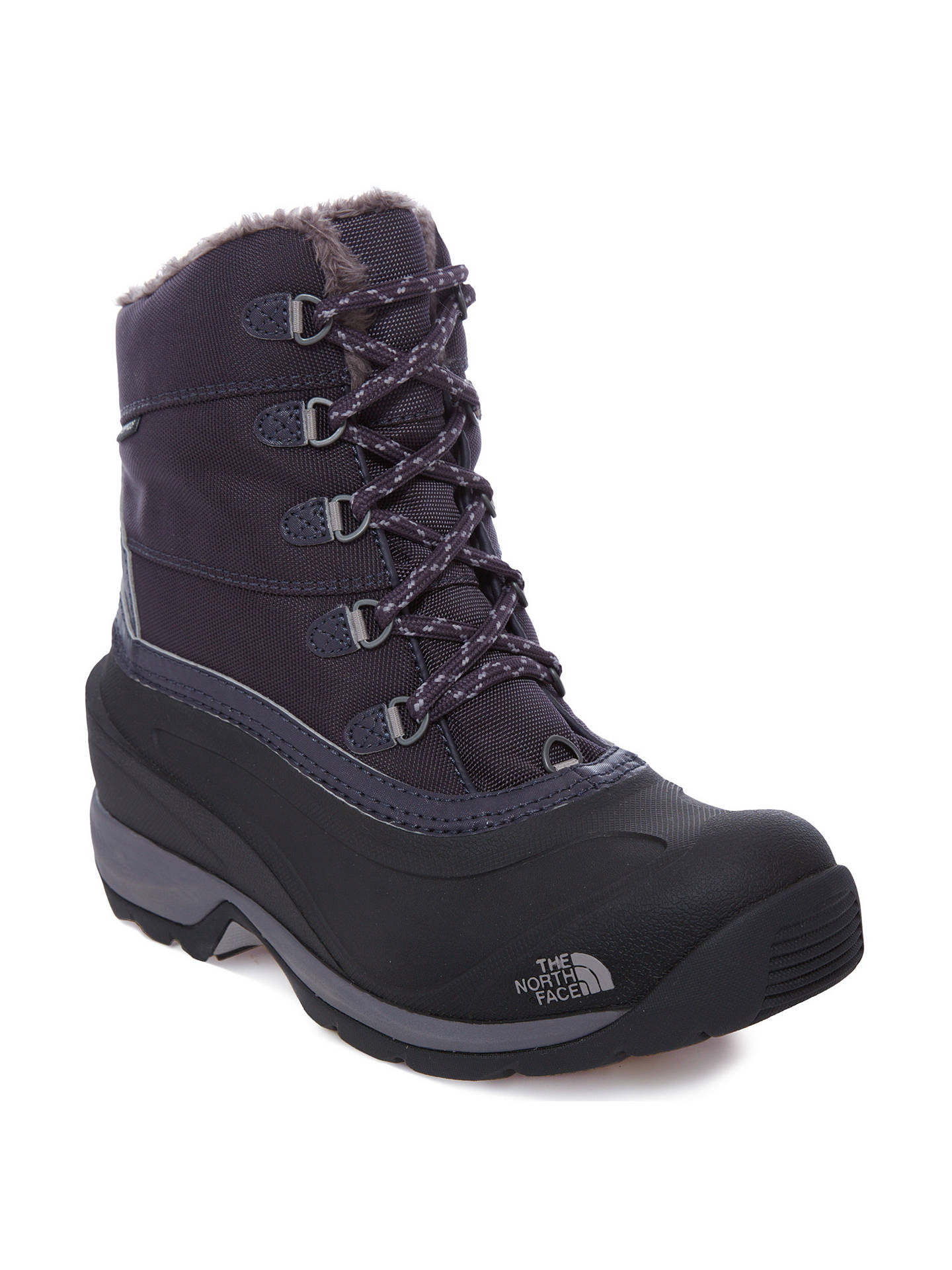 e79fc5dbc The North Face Chilkat III Women's Walking Boots, Grey at John Lewis ...