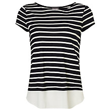 Buy Phase Eight Wilton Striped Top Online at johnlewis.com