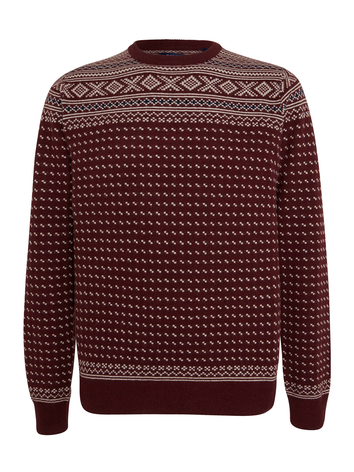 c88878e05 Buy Gant Fairisle Knitwear