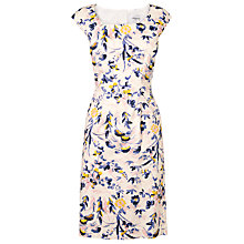 Buy L.K. Bennett Val Floral Print Dress, Multi Online at johnlewis.com