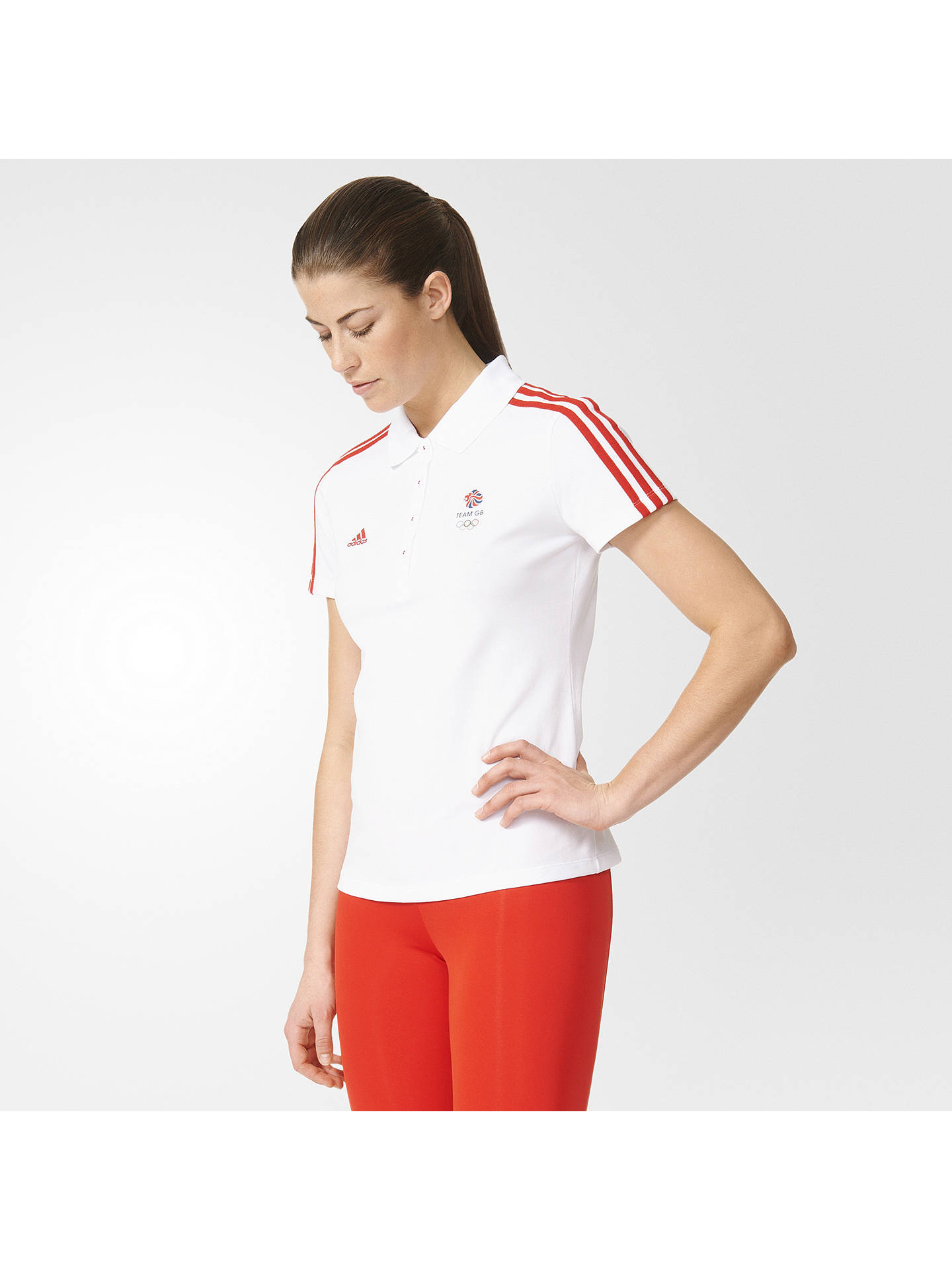 2fda29d04 Team Gb Polo Shirt Womens