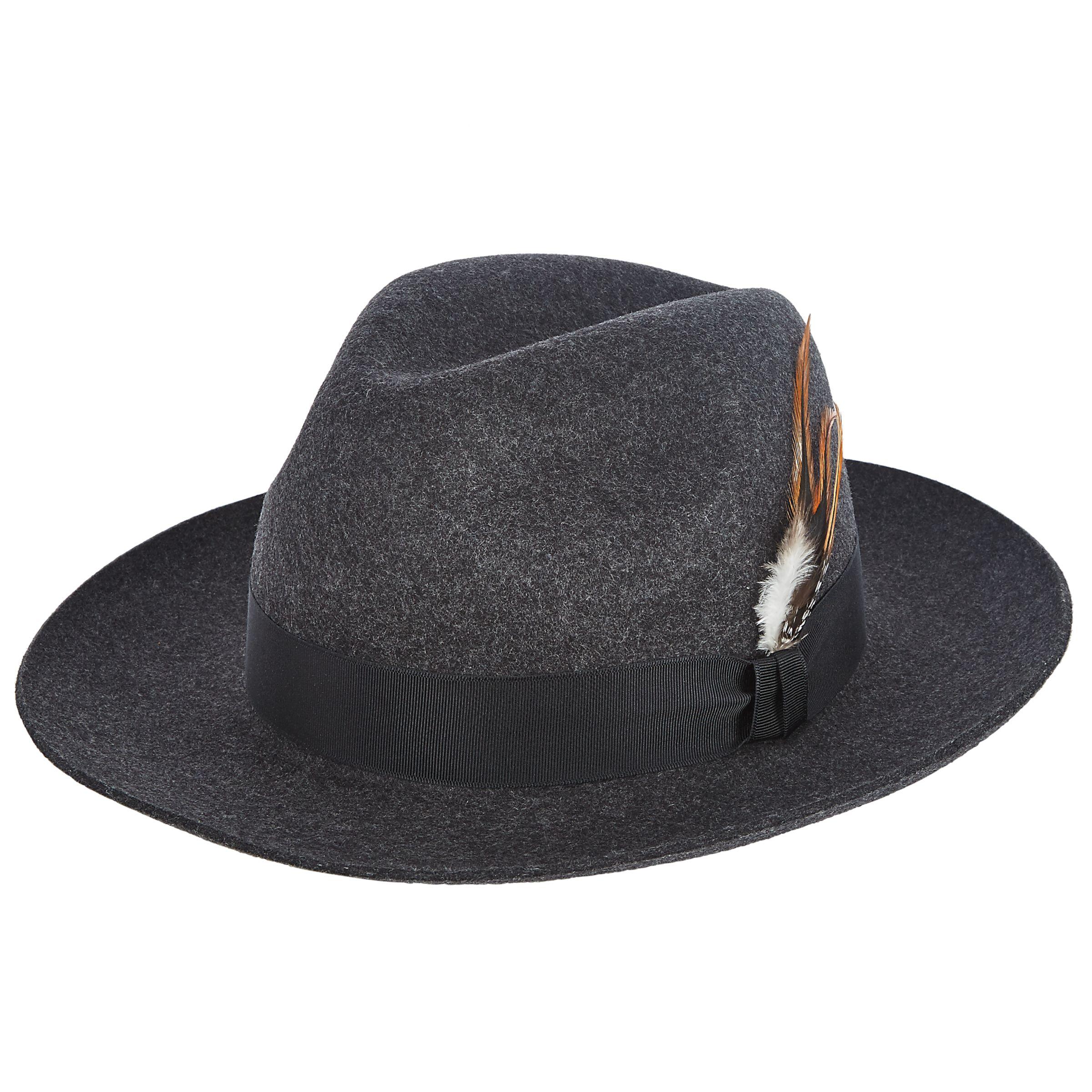 ddbea73245351 Christys  Grosvenor Fedora Hat