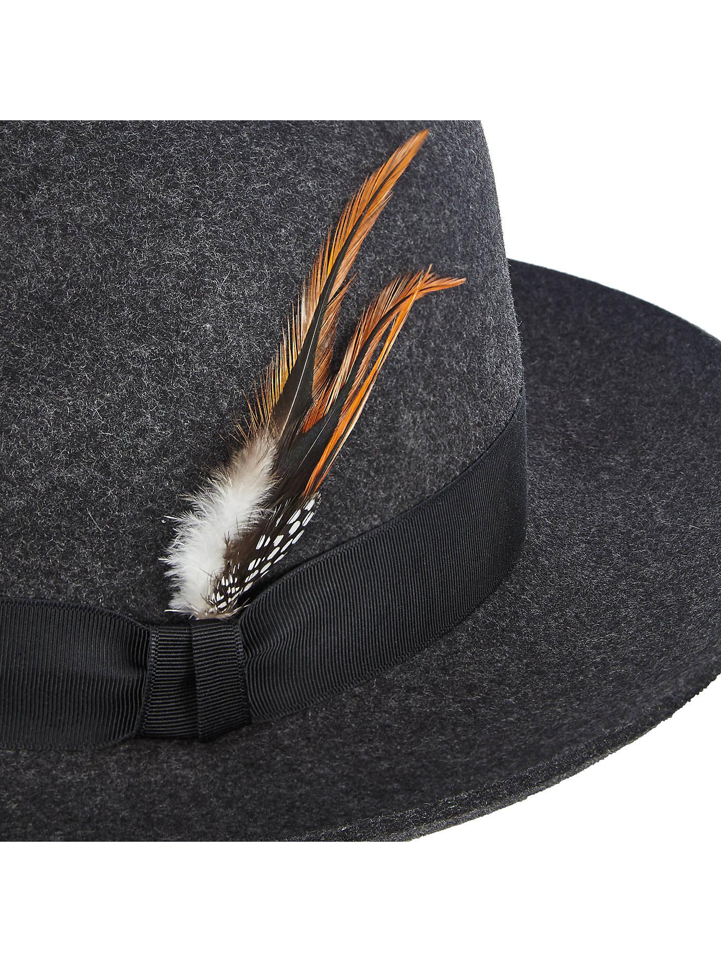 74e570b5cf003 ... Buy Christys  Grosvenor Fedora Hat