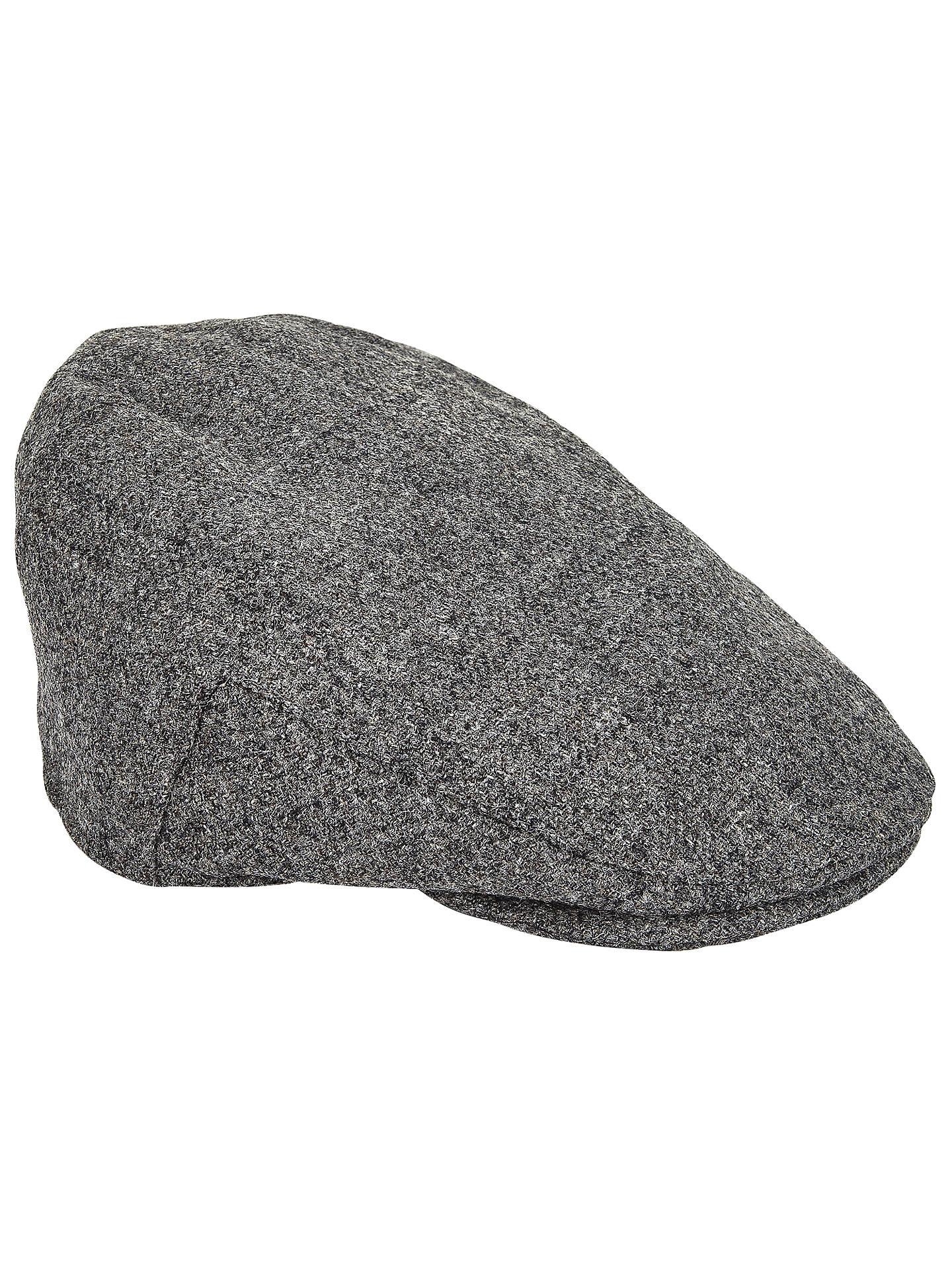 be384a398fd7c Christys  Balmoral Tweed Flat Cap