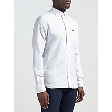 Buy Fred Perry Long Sleeve Classic Oxford Shirt Online at johnlewis.com