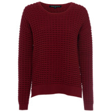 Buy French Connection Mozart Popcorn Cotton Jumper Online at johnlewis.com
