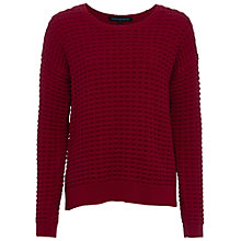 Buy French Connection Mozart Popcorn Jumper Online at johnlewis.com