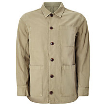 Buy JOHN LEWIS & Co. Canvas Workwear Jacket Online at johnlewis.com