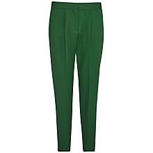 Buy French Connection Eden Whisper Light Tailored Trousers, Dark Eden Online at johnlewis.com