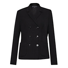 Buy French Connection Sundae Suiting Jacket, Black Online at johnlewis.com