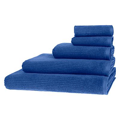 John Lewis House Rib Weave Towels