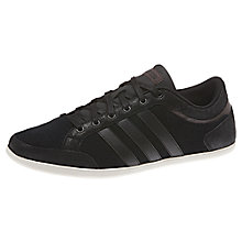 Buy Adidas Neo Unwind Men's Trainers, Black/White Online at johnlewis.com