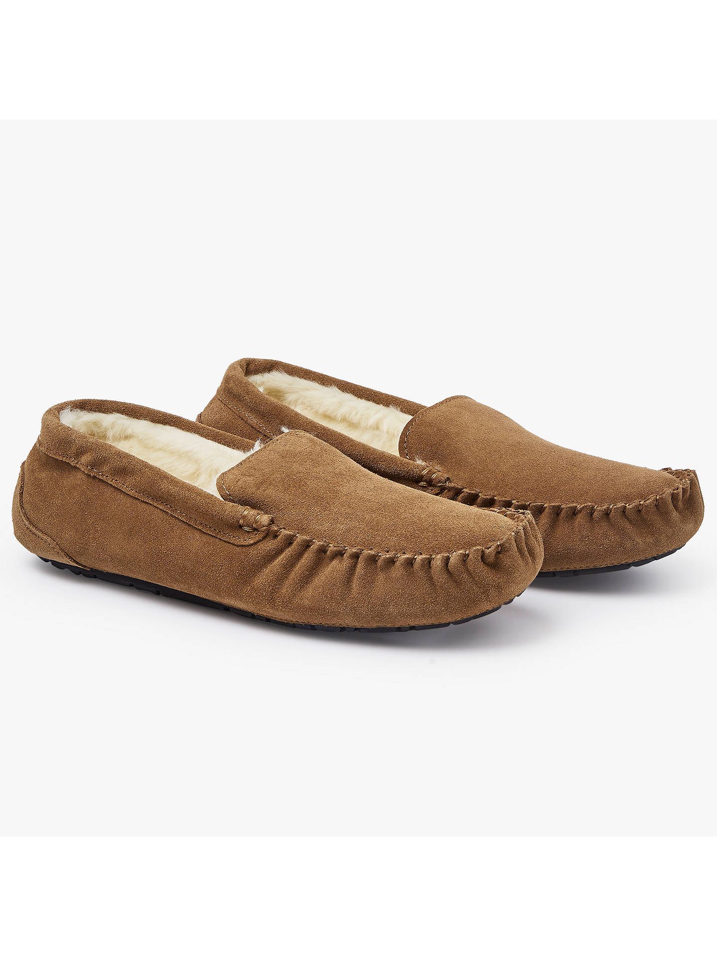 Lewis Chocolate Moccasin Clothing, Shoes & Accessories