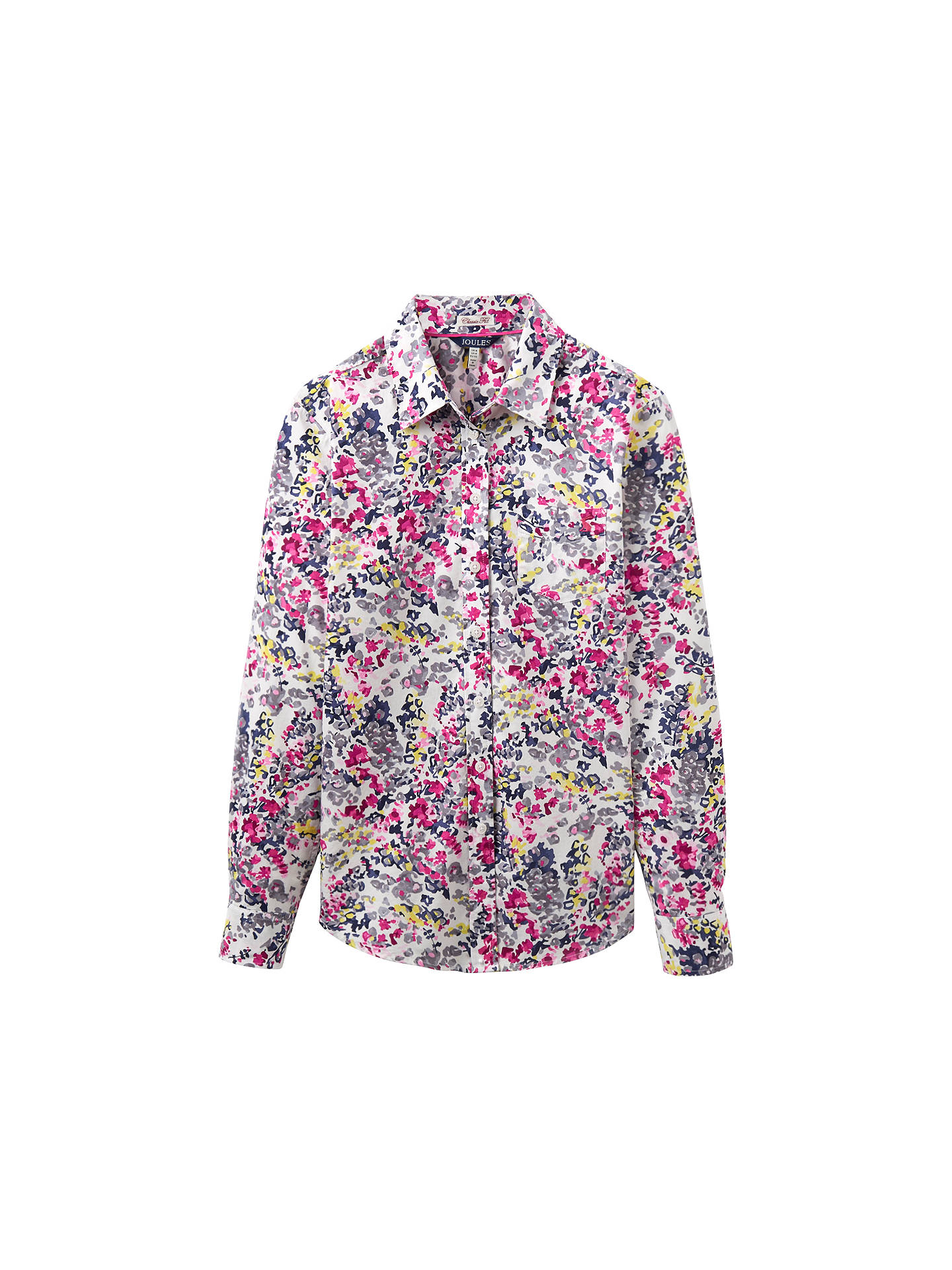 Ditsy Joules Floral Shirt Print At Lucie Lewis Scatter Cream John 7qR7pw