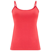 Buy Phase Eight Satin Binding Camisole Top Online at johnlewis.com