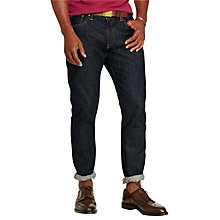 Buy Polo Ralph Lauren Slim Fit Sullivan Jeans, Indigo Rinse Online at johnlewis.com