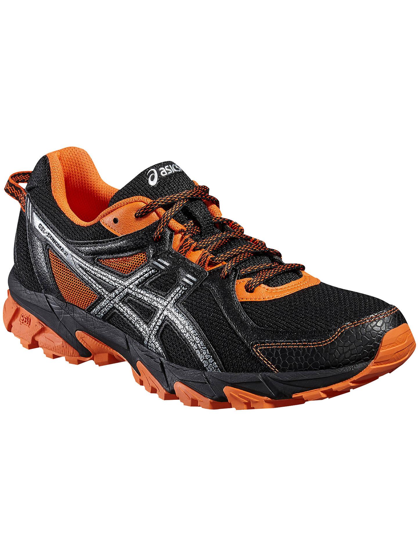 69a259905e1 At John Trail Running Asics Men s Sonoma Gel 2 Shoes Blackorange Zwx478Ux