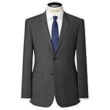 Buy Calvin Klein Tate Pindot Tailored Suit Jacket, Iron Online at johnlewis.com