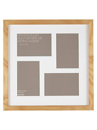 Multi Photo Frames | Collage Frames | John Lewis