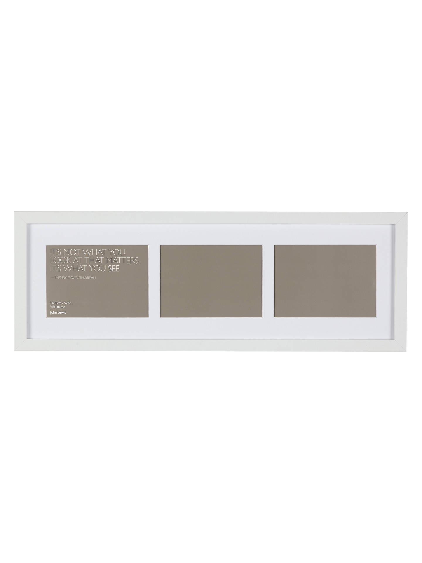 658ff115cbd Multi Aperture Box Photo Frame 3 5 X 7 - Picture Frame Ideas