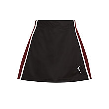 Buy Birchwood High School Girls' Skort, Black/Multi Online at johnlewis.com