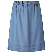 Buy Studio 8 Tina Skirt, Blue Online at johnlewis.com