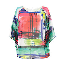 Buy Studio 8 Trina Blouse, Multi Online at johnlewis.com