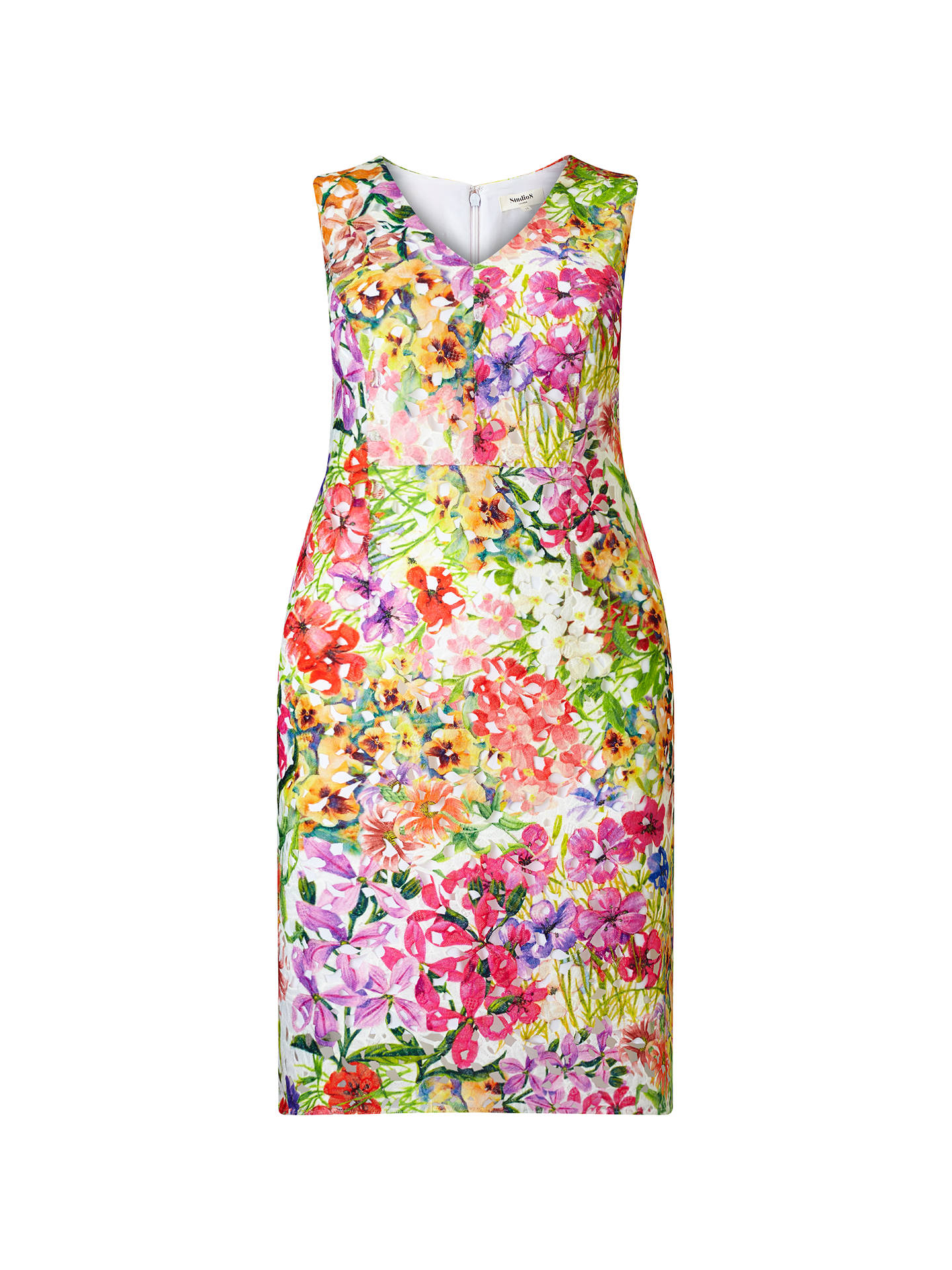 BuyStudio 8 Frieda Dress, Multi, 18 Online at johnlewis.com