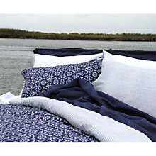 Buy Amalia Home Collection Mares Cotton Bedding Online at johnlewis.com