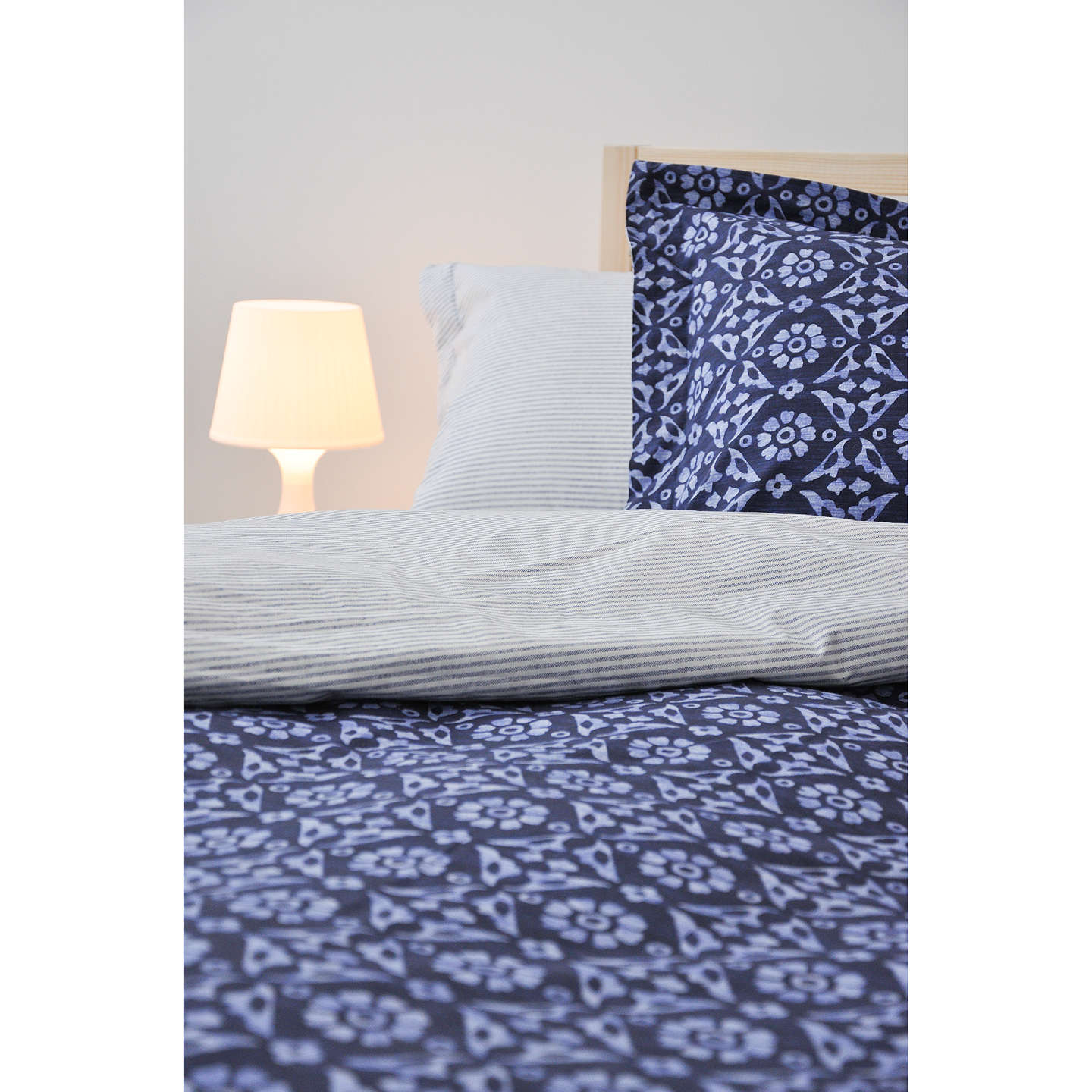 Amalia Home Collection Mares Cotton Bedding at John Lewis